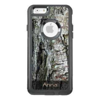 Funda Otterbox Para iPhone 6/6s Texto de madera del personalizado de la foto de la