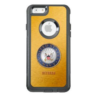 Funda Otterbox Para iPhone 6/6s U.S. iPhone del veterano de la marina de guerra y