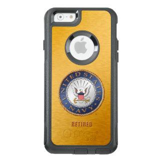 Funda Otterbox Para iPhone 6/6s U.S. iPhone y casos jubilados marina de guerra de