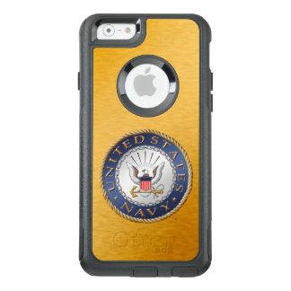 Funda Otterbox Para iPhone 6/6s U.S. iPhone y Samsung del veterano de la marina de