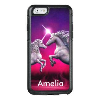 Funda Otterbox Para iPhone 6/6s Unicornio: Caso del iPhone 6/6s de la simetría de