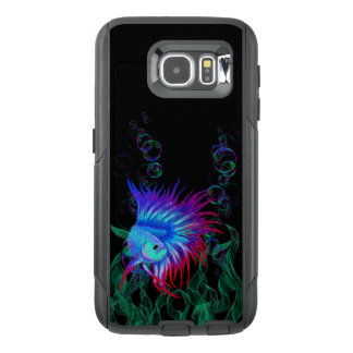 Funda OtterBox Para Samsung Galaxy S6 Burbuja Betta