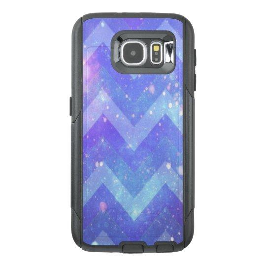 Funda OtterBox Para Samsung Galaxy S6 Caja de la galaxia S6 Otterbox de Chevron Samsung