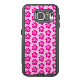 Funda OtterBox Para Samsung Galaxy S6 Caja hawaiana rosada de la galaxia S6 Otterbox de