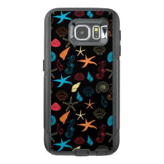 Funda OtterBox Para Samsung Galaxy S6 Criaturas coloridas del mar