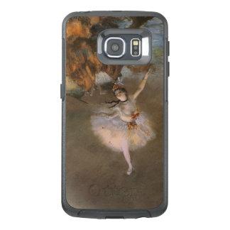 Funda OtterBox Para Samsung Galaxy S6 Edge Desgasifique la estrella