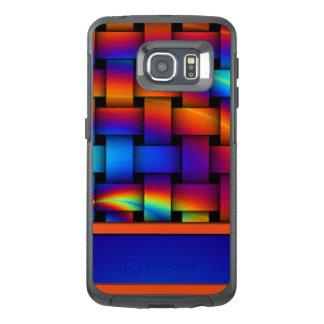 Funda OtterBox Para Samsung Galaxy S6 Edge Diseño del modelo de armadura de cesta