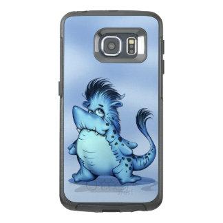 Funda OtterBox Para Samsung Galaxy S6 Edge Galaxia EXTRANJERA S6Edge de Samsung del DIBUJO