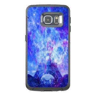 Funda OtterBox Para Samsung Galaxy S6 Edge Los sueños parisienses del amante