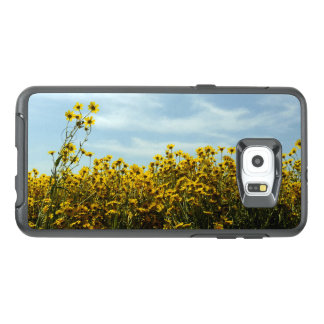 Funda OtterBox Para Samsung Galaxy S6 Edge Plus Girasoles de los Wildflowers