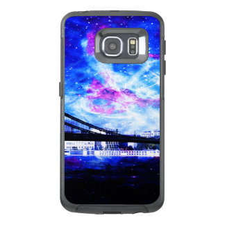 Funda OtterBox Para Samsung Galaxy S6 Edge Sueños de Budapest del amante