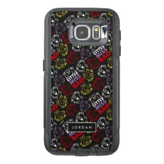 Funda OtterBox Para Samsung Galaxy S6 El modelo negro, rojo y amarillo el | añade su