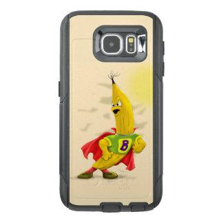 Funda OtterBox Para Samsung Galaxy S6 Galaxia EXTRANJERA S6 SS de M.BANANA    Samsung