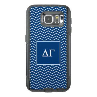 Funda OtterBox Para Samsung Galaxy S6 Golpeteo de la gamma el | Chevron del delta