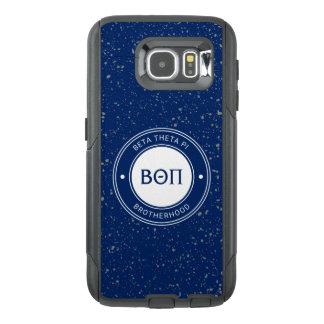 Funda OtterBox Para Samsung Galaxy S6 Insignia beta de la theta pi el |