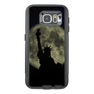 Funda OtterBox Para Samsung Galaxy S6 Luna y señora Liberty