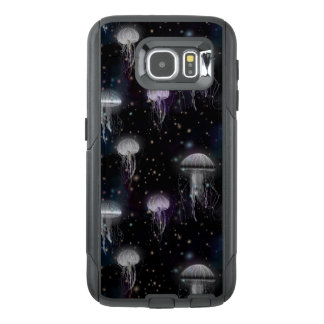 Funda OtterBox Para Samsung Galaxy S6 Medusas por noche