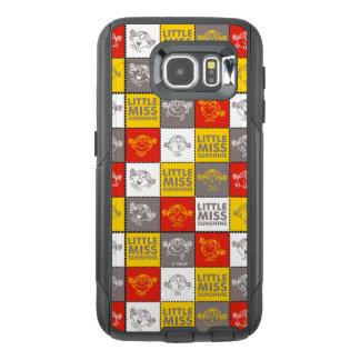 Funda OtterBox Para Samsung Galaxy S6 Pequeña Srta. Sunshine modelo rojo y amarillo del