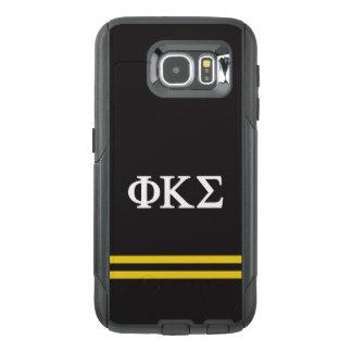 Funda OtterBox Para Samsung Galaxy S6 Raya del deporte de la sigma el | de Kappa de la