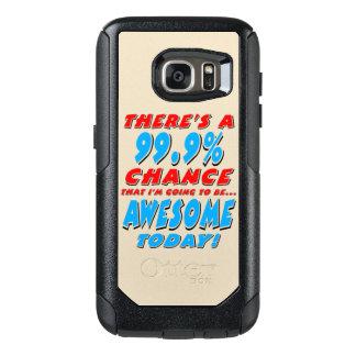 Funda Otterbox Para Samsung Galaxy S7 99,9% El IR A SER IMPRESIONANTE (negro)