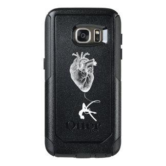 Funda Otterbox Para Samsung Galaxy S7 Anatomía del corazón - acróbata aéreo