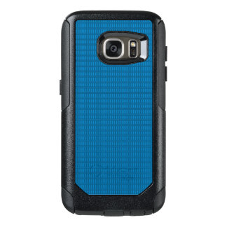Funda Otterbox Para Samsung Galaxy S7 Apple-Samsung-Cell-Cases_Sea-Blue-Plaid-Fancy