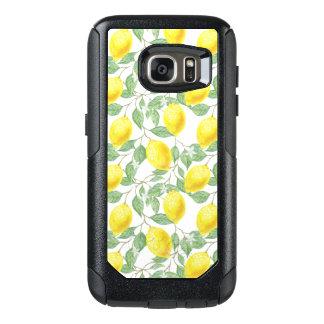 Funda Otterbox Para Samsung Galaxy S7 Árbol de limón fructífero