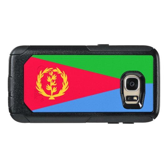 Funda Otterbox Para Samsung Galaxy S7 Bandera del caso de Eritrea Samsung OtterBox