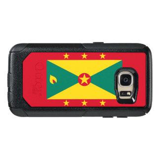 Funda Otterbox Para Samsung Galaxy S7 Bandera del caso de Grenada Samsung OtterBox
