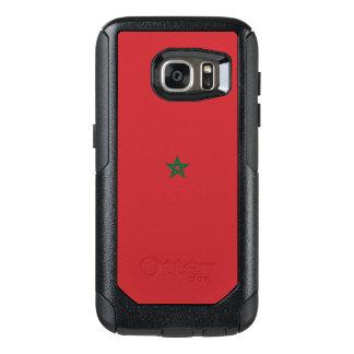 Funda Otterbox Para Samsung Galaxy S7 Bandera del caso de Marruecos Samsung OtterBox