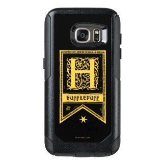Funda Otterbox Para Samsung Galaxy S7 Bandera del monograma de Harry Potter el |