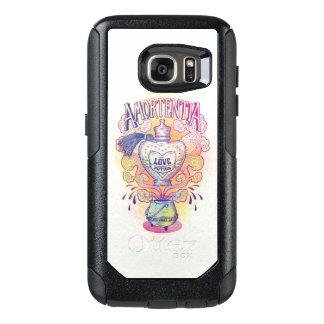 Funda Otterbox Para Samsung Galaxy S7 Botella de la poción de amor del encanto el |
