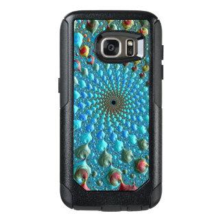 Funda Otterbox Para Samsung Galaxy S7 Caja del teléfono de la caja de la nutria del