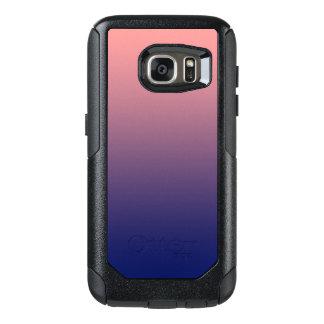 Funda Otterbox Para Samsung Galaxy S7 Cree su propio rosa de color salmón del | a la
