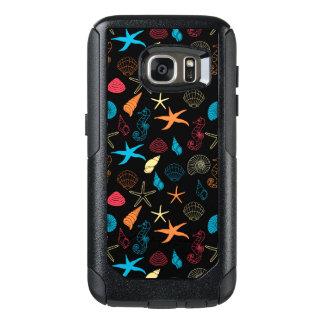 Funda Otterbox Para Samsung Galaxy S7 Criaturas coloridas del mar
