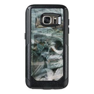 Funda Otterbox Para Samsung Galaxy S7 Diseño Gothic