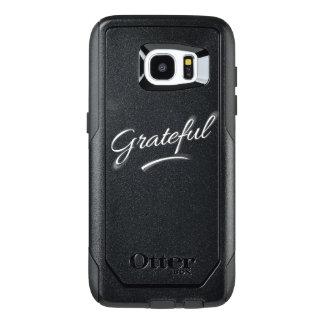 Funda OtterBox Para Samsung Galaxy S7 Edge Agradecido