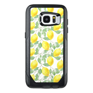 Funda OtterBox Para Samsung Galaxy S7 Edge Árbol de limón fructífero
