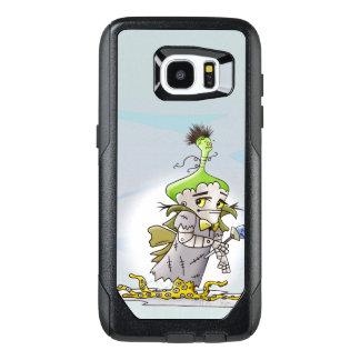 Funda OtterBox Para Samsung Galaxy S7 Edge Borde EXTRANJERO de la galaxia S7 de Samsung de la