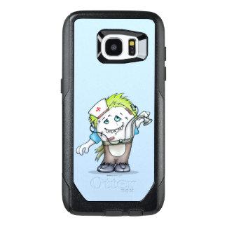 Funda OtterBox Para Samsung Galaxy S7 Edge Borde EXTRANJERO de la galaxia S7 del UFO Samsung
