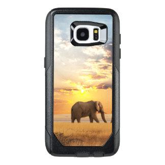 Funda OtterBox Para Samsung Galaxy S7 Edge caja del teléfono