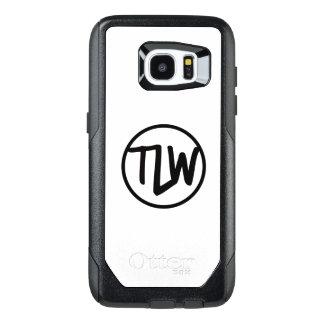 Funda OtterBox Para Samsung Galaxy S7 Edge Caja del teléfono del logotipo del borde de