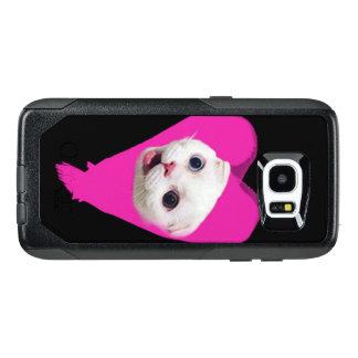 Funda OtterBox Para Samsung Galaxy S7 Edge Caso de Maia del amor para el borde de la galaxia