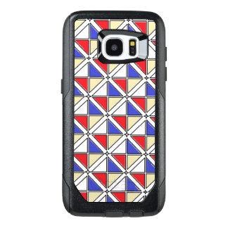 Funda OtterBox Para Samsung Galaxy S7 Edge Caso del viajero del borde de la galaxia S7 de