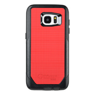 Funda OtterBox Para Samsung Galaxy S7 Edge Casos de Pomegranate_Red_Samsung_Apple-iPhone