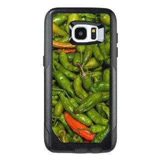 Funda OtterBox Para Samsung Galaxy S7 Edge Chilis para la venta en el mercado