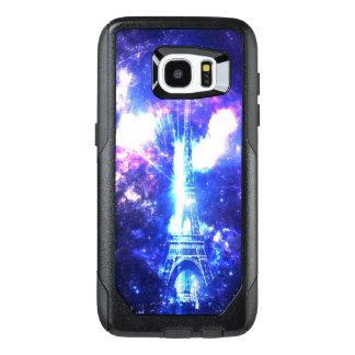 Funda OtterBox Para Samsung Galaxy S7 Edge Cielo parisiense iridiscente