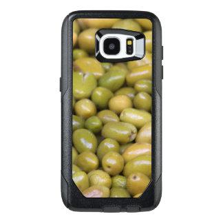 Funda OtterBox Para Samsung Galaxy S7 Edge Ciérrese para arriba de aceitunas verdes