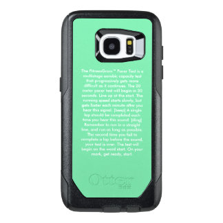 Funda OtterBox Para Samsung Galaxy S7 Edge Cubierta de prueba del marcapasos [meme húmedo]