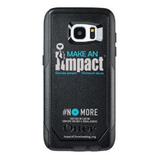 Funda OtterBox Para Samsung Galaxy S7 Edge El borde de la galaxia S7 HACE un caso de IMPACT™